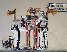 Ο BANKSY, Ο ΜΕΓΑΛΥΤΕΡΟΣ STREET ARTIST ΤΗΣ ΣΥΓΧΡΟΝΗΣ ΕΠΟΧΗΣ, ΣΤΗΝ ΤΕΧΝΟΠΟΛΗ