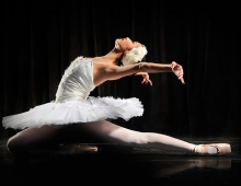 """SWAN LAKE"" BY THE ODESSA NATIONAL OPERA BALLET AT THE ATHENS CONCERT HALL"