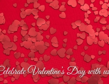 CELEBRATE VALENTINE'S DAY AT THE ATHENAEUM INTERCONTINENTAL ATHENS